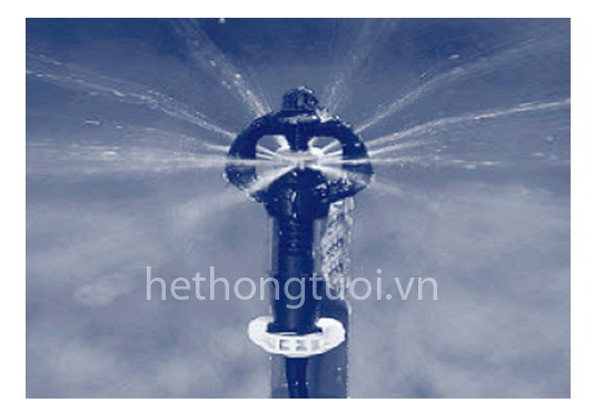 Vòi tưới phun mưa Supernet