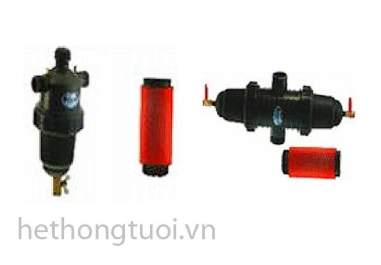 Bình lọc chuyên dụng loại 50 - 70mm