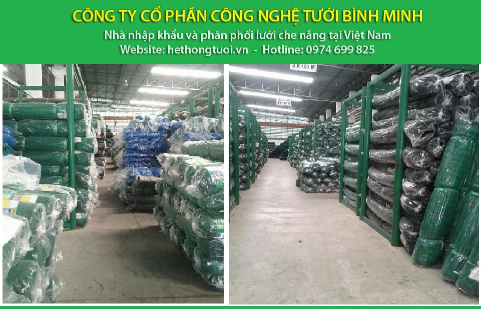 Lưới che nắng chất lượng cao Thái Lan