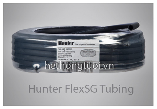 Ống dẻo Flex / Hunter FlexSG Tubing